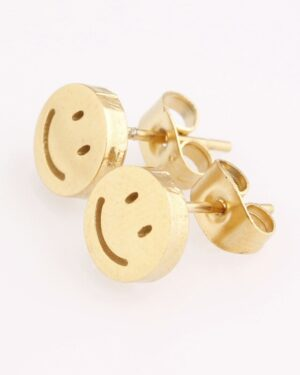 lovelybull_ohrstecker_gold_smile